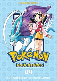 Pokemon Adventures Collector's Edition, Vol. 4