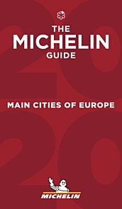 Main cities of Europe - The MICHELIN Guide 2020