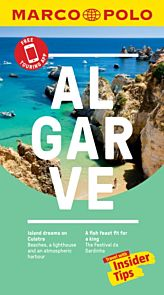 Algarve Marco Polo Pocket Travel Guide - with pull out map