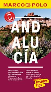 Andalucia Marco Polo Pocket Travel Guide - with pull out map