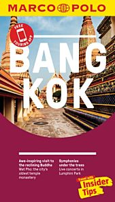 Bangkok Marco Polo Pocket Guide - with pull out map