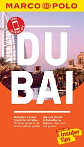 Dubai Marco Polo Pocket Travel Guide - with pull out map