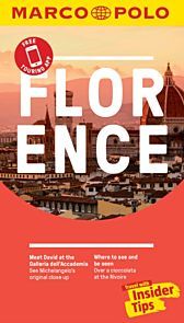 Florence Marco Polo Pocket Travel Guide - with pull out map