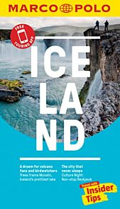 Iceland Marco Polo Pocket Travel Guide - with pull out map
