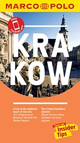 Krakow Marco Polo Pocket Travel Guide - with pull out map