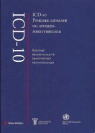 ICD-10 psykiske lidelser og atferdsforstyrrelser