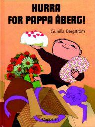 Hurra for pappa Ã…berg!