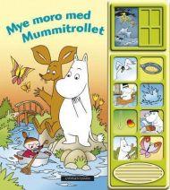 Mye moro med Mummitrollet