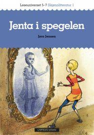 Jenta i spegelen