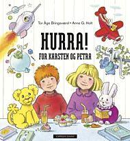 Hurra! for Karsten og Petra