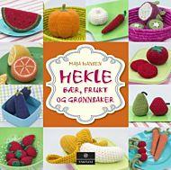 Hekle bær, frukt og grønnsaker