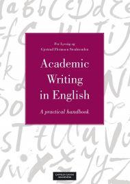 Academic writing in English