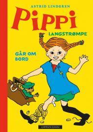 Pippi Langstrømpe går om bord