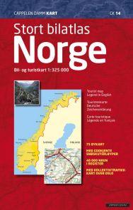 Stort bilatlas Norge