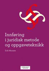 Innføring i juridisk metode og oppgaveteknikk