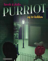Purriot og tv-kokken