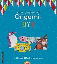 Ellen Giggenbachs origami dyr