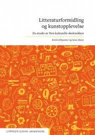 Litteraturformidling og kunstopplevelse