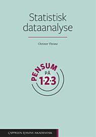 Statistisk dataanalyse på 1-2-3