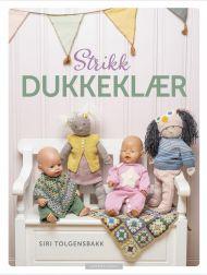 Strikk dukkeklær