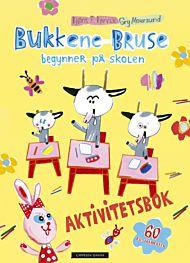 Bukkene Bruse begynner på skolen. Aktivitetsbok