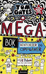 Mega-bok med historier og oppgaver