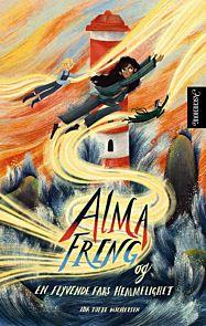 Alma Freng og en flyvende fars hemmelighet - SIGNERT ved netthandel