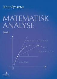 Matematisk analyse. Bd. 1