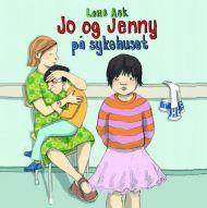 Jo og Jenny på sykehuset