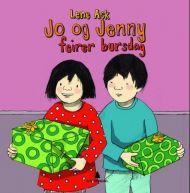 Jo og Jenny feirer bursdag