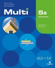 Multi 5a, 2. utgave