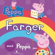 Farger med Peppa