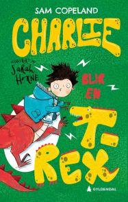 Charlie blir en t-rex