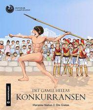Det gamle Hellas. Konkurransen. Klassesett. Nivå 3, 4 og 5. 10 stk. av hvert nivå