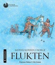 Middelalderen i Norge. Flukten. Klassesett. Nivå 3, 4 og 5. 10 stk. av hvert nivå