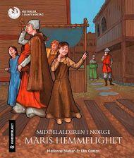 Middelalderen i Norge. Maris hemmelighet. Klassesett. Nivå 3, 4 og 5. 10 stk. av hvert nivå