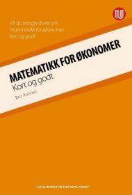 Matematikk for økonomer