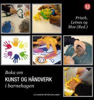 Boka om kunst og håndverk i barnehagen