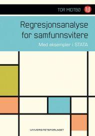 Regresjonsanalyse for samfunnsvitere