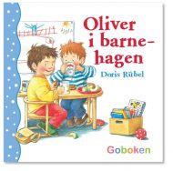 Oliver i barnehagen