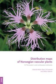 Distribution maps of Norwegian vascular plants