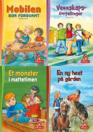 Bokbjørns leseskole (nivå 2)