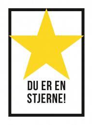 Du er en stjerne!