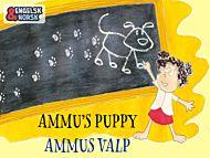 Valpen til Ammu = Ammu's puppy