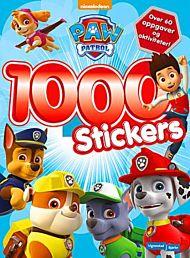 Paw Patrol. 1000 stickers. Over 60 oppgaver og aktiviteter