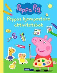 Peppas kjempestore aktivitetsbok