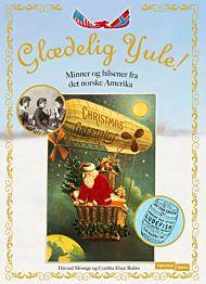 Norsk-amerikansk juleferiring i tekst og bilder