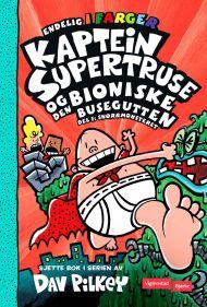 Kaptein Supertruse og den bioniske busegutten