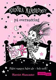 Isadora Måneblomst på overnatting