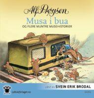 Musa i bua og flere muntre musehistorier